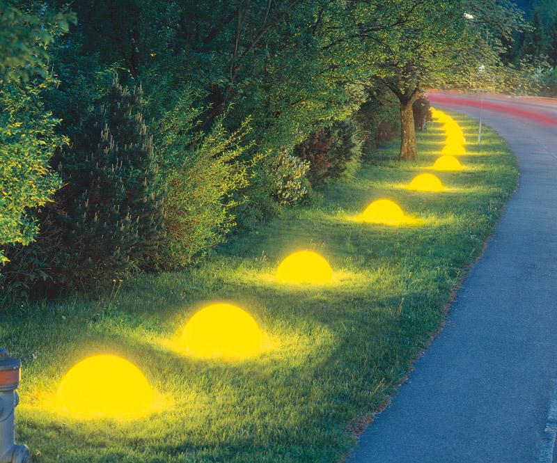 Где купить светящиеся камни для ландшафтного дизайна